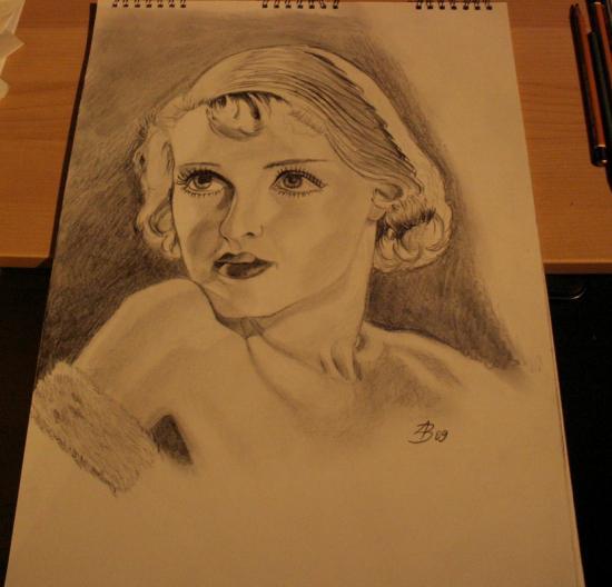 Bette Davis por AdrianaB